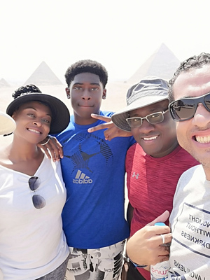 Family tour package for Cairo 4 Days/ 3 Nights