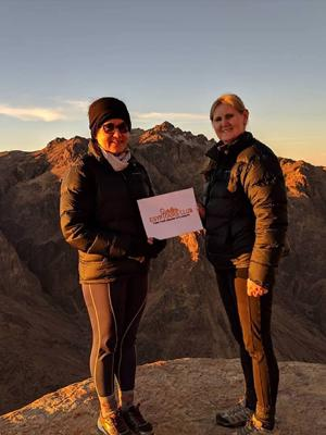 Mount Sinai Overnight Tour by Private Vehicle