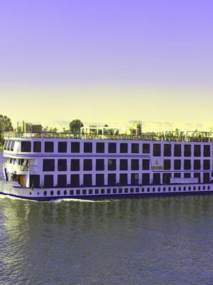 Nile Cruise from Luxor To Aswan 5 Days and 4 Night